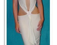 Выбор свадебного платья. Соблазнительное платье.