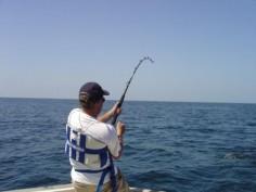 Рыбалка. Клюет.