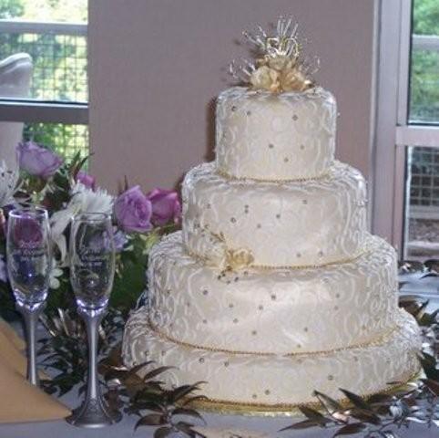 Годовщины свадеб. Юбилейный торт.