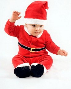 Рождественские гадания. Дед мороз в молодости.