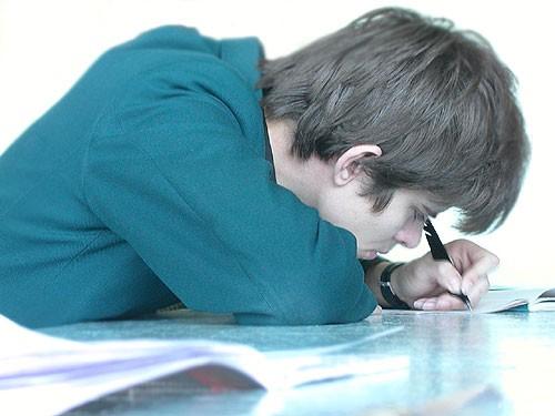 Международный день студентов. Скрипит усталое перо.