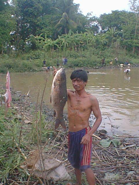 Рыбалка. Рыбацкий трофей.