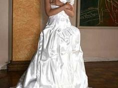 Выбор свадебного платья. Красивое платье.