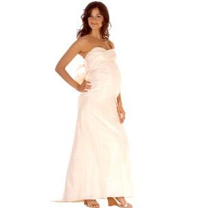 Выбор свадебного платья. Если результаты подготовки к свадьбе ярко выражены. то Вам подойдет это платье.