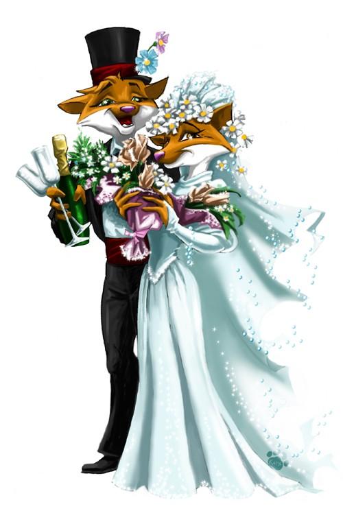 Приглашение. Картинка для приглашения на свадьбу.