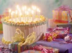 День рождения. Угадайте сколько лет имениннику.