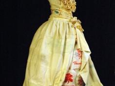 Выбор свадебного платья. Роскошное платье.