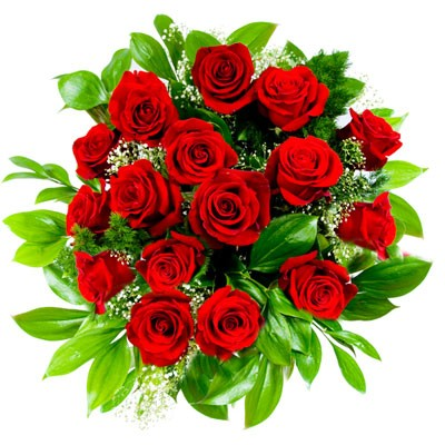8 марта. Цветы традиционно являются женским подарком.